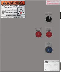 Full Voltage Reversing