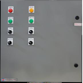 EHT Controller Panels