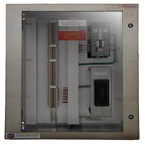 Ground Resistor Monitor Panel