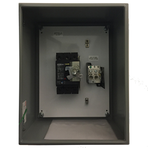 Service Entrance Breaker Panel