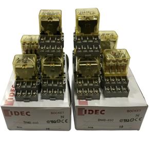 Idec Control Relays