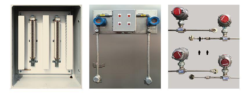 instrumentation control panels