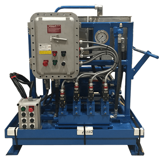 Div 2 Rated Hydraulic Power Unit
