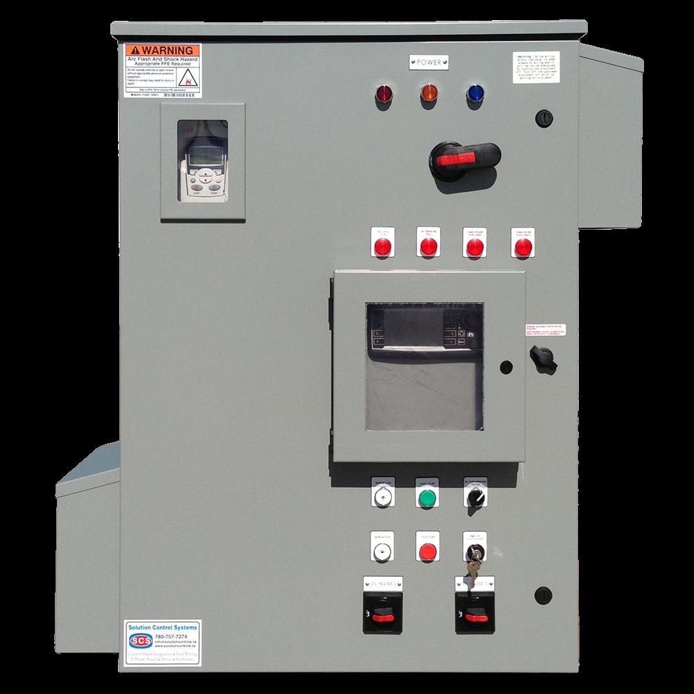 Progressive Cavity Pump Panel